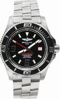 Breitling Superocean 44  Mens Wristwatch A1739102-BA76-SS