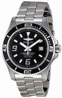 Breitling Superocean 44  Mens Wristwatch A1739102-BA77-SS