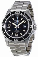 Breitling Superocean 44  Mens Wristwatch A1739102-BA79-SS