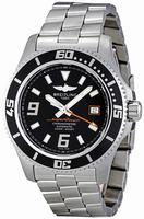 Breitling Superocean 44  Mens Wristwatch A1739102-BA80-SS