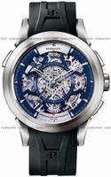 Perrelet Louis-Frederic Split-second Chronograph Rattrapante Mens Wristwatch A1827.2CO