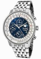 Breitling Montbrillant Olympus Mens Wristwatch A1935012/C667
