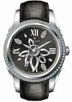 Perrelet Double Rotor New Diamond Flower Ladies Wristwatch A2066.2