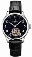 Perrelet First Class Open Heart Ladies Wristwatch A2067.2