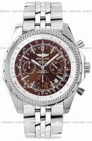 Breitling Bentley Motors Mens Wristwatch A2536212.Q502-SPEED
