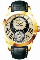 Perrelet Tourbillon Mens Wristwatch A3002.G