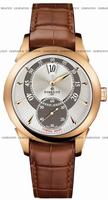 Perrelet Classic Jumping Hour Mens Wristwatch A3009.1