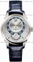 Perrelet Classic Jumping Hour Mens Wristwatch A3012.1