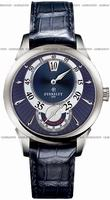 Perrelet Classic Jumping Hour Mens Wristwatch A3012.2