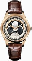 Perrelet Moonphase Mens Wristwatch A3013.1