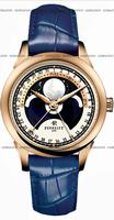 Perrelet Moonphase Mens Wristwatch A3013.3