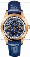Perrelet Regulator Retrograde Mens Wristwatch A3014.3