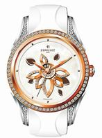 Perrelet Diamond Flower Ladies Wristwatch A3017.A