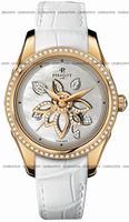 Perrelet Diamond Flower Ladies Wristwatch A3019.1