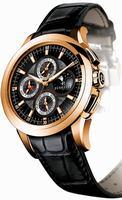 Perrelet Perpetual Calendar Moonphase Mens Wristwatch A3023.1