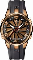 Perrelet Turbine XL Gold Mens Wristwatch A3030.1