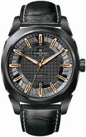 Perrelet Peripheral Double Rotor Mens Wristwatch A3031.2