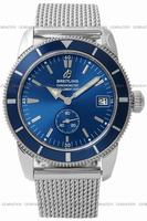 Breitling Superocean Heritage 38 Mens Wristwatch A3732016.C735-SS