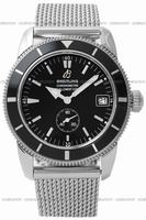Breitling Superocean Heritage 38 Mens Wristwatch A3732024.B869-SS