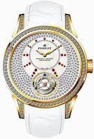 Perrelet Tourbillon Mens Wristwatch A4006.1