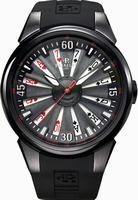 Perrelet Turbine Poker Mens Wristwatch A4018.2