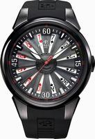 Perrelet Turbine Poker Mens Wristwatch A4018.3