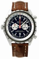 Breitling ChronoMatic Mens Wristwatch A4136012.B765-739P