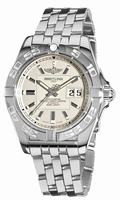 Breitling Galactic 41 Mens Wristwatch A49350L2.G699-366A