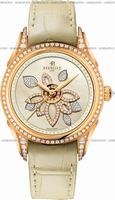 Perrelet Diamond Flower Ladies Wristwatch A7001.1