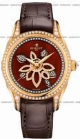 Perrelet Diamond Flower Ladies Wristwatch A7002.1