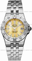 Breitling Starliner Ladies Wristwatch A7134012.I508-360A
