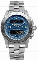 Breitling Airwolf Mens Wristwatch A7836315.C761-SS