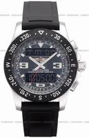 Breitling Airwolf Raven Mens Wristwatch A7836438.F539-134S