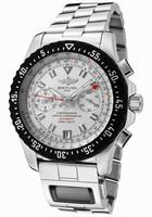 Breitling Professional/Co-Pilot Airwolf/Skyracer Mens Wristwatch A8017412/B999