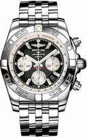 Breitling Chronomat 44 Mens Wristwatch AB011011-B967-SS