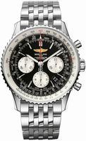 Breitling Navitimer 01 Mens Wristwatch AB012012-BB01-SS