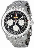 Breitling Navitimer 01 Mens Wristwatch AB012012-BB02-SS