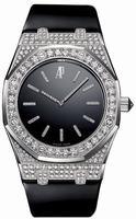 Audemars Piguet Royal Oak Tuxedo Mens Wristwatch 15154BC.ZZ.D004CU.01