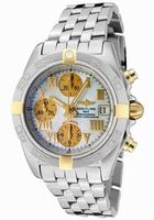 Breitling Windrider/Chrono Galactic Mens Wristwatch B13358L2/A597