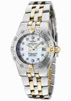 Breitling Windrider/Starliner Womens Wristwatch B7134012/A603