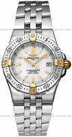 Breitling Starliner Ladies Wristwatch B7134012.A601-360A