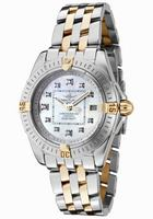 Breitling Windrider/Cockpit Lady Womens Wristwatch B7135612/A583
