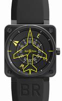 Bell & Ross Avation Mens Wristwatch BR01-97HEADING