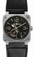 Bell & Ross Aviation Unisex Wristwatch BR03-97-POWER-RESERVE