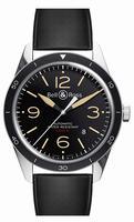Bell & Ross BR123 Original Mens Wristwatch BR123-SPORT-HERITAGE