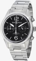 Bell & Ross BR126 Original Mens Wristwatch BR126-ORB