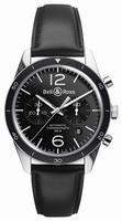 Bell & Ross Vintage Mens Wristwatch BR126-Sport-Black