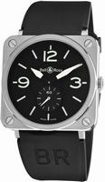 Bell & Ross BRS-STEEL Unisex Wristwatch BRS-STEEL