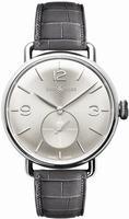Bell & Ross BRWW1-Argentium Mens Wristwatch BRWW1-ARGENTIUM