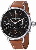 Bell & Ross Vintage Mens Wristwatch BRWW1-CHRNOHERT